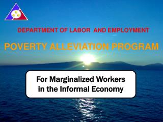 For Marginalized Workers in the Informal Economy