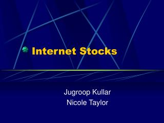 Internet Stocks