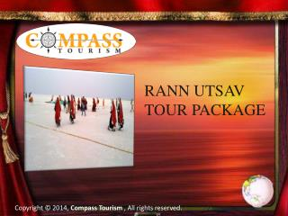 Kutch Rann Utsav Packages