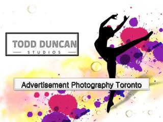 Advertisement Photography Toronto