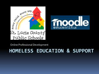 Homeless Education & Support
