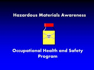 Hazardous Materials Awareness