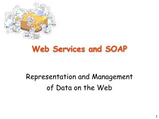 Web Services and SOAP