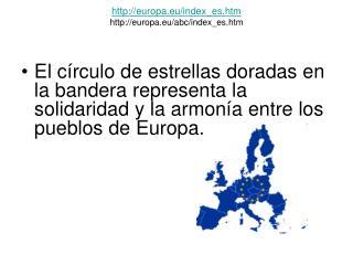 europa.eu/index_es.htm europa.eu/abc/index_es.htm