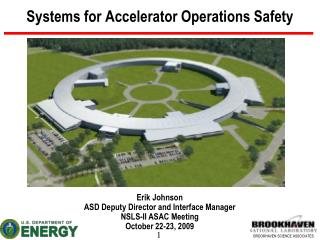 Systems for Accelerator Operations Safety
