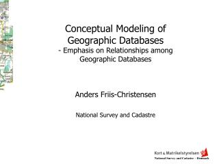 Anders Friis-Christensen National Survey and Cadastre