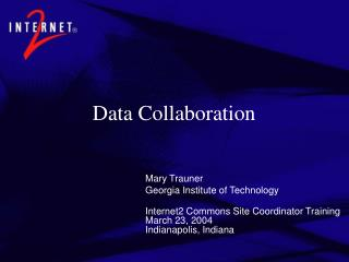 Data Collaboration