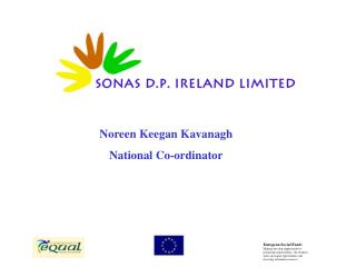 Noreen Keegan Kavanagh National Co-ordinator