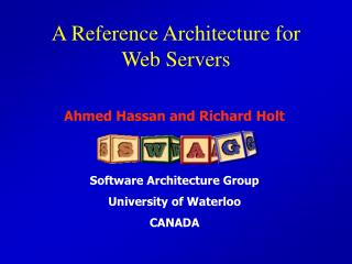 A Reference Architecture for Web Servers