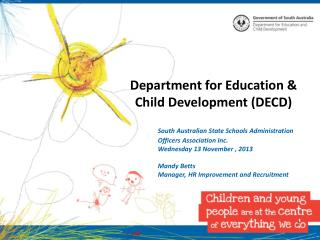 Department for Education & Child Development (DECD)