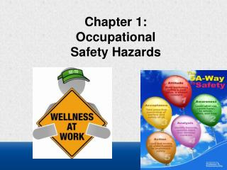 Chapter 1: Occupational Safety Hazards