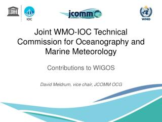 Joint WMO-IOC Technical Commission for Oceanography and Marine Meteorology