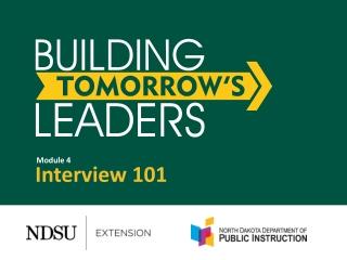 Leadership Development 101