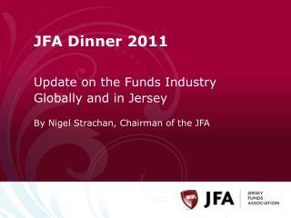 JFA Dinner 2011