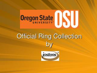 Official Ring Collection by