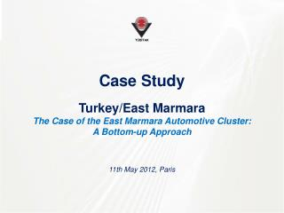 the East Marmara Automotive Cluster