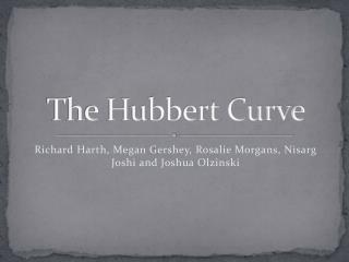 The Hubbert Curve