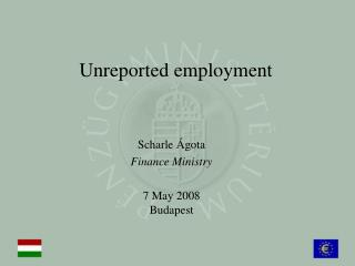 Unreported employment