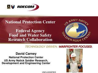 National Protection Center  Federal Agency  Food and Water Safety  Research Collaboration