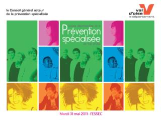 LA PREVENTION SPECIALISEE EN VAL D'OISE