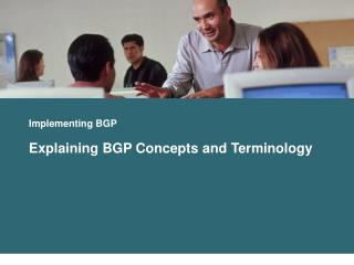 Implementing BGP