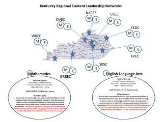 Kentucky Regional Content Leadership Networks