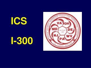 ICS I-300