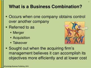 What is a Business Combination?
