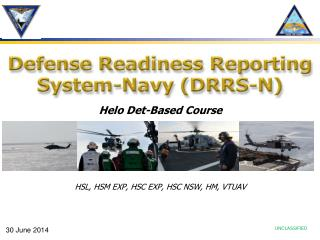 Helo Det-Based Course