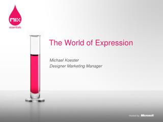 The World of Expression