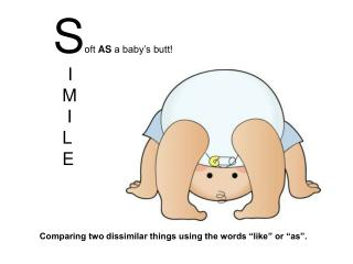 S oft  AS  a baby's butt! I    	M    	 I    	L    	E
