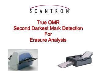 True OMR  Second Darkest Mark Detection For  Erasure Analysis