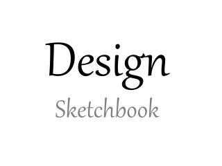 Design  Sketchbook