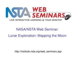 http://institute.nsta.org/web_seminars.asp