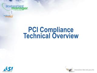 PCI Compliance Technical Overview
