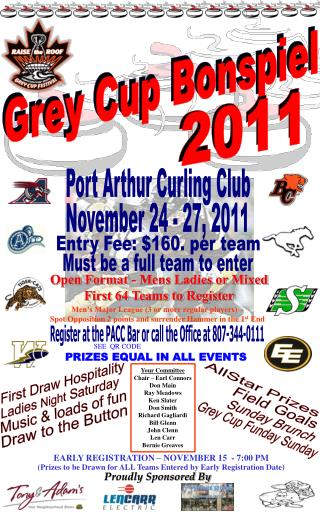 Grey Cup Bonspiel
