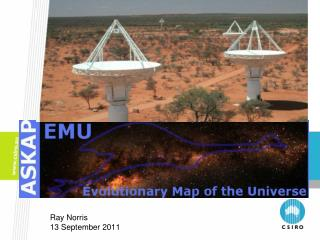 EMU: Evolutionary Map of the Universe