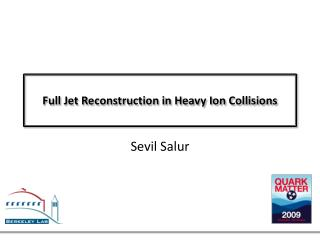 Full Jet Reconstruction in Heavy Ion Collisions