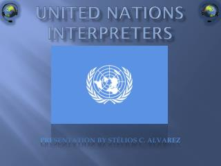 UNITED NATIONS INTERPRETERS
