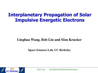 Interplanetary Propagation of Solar Impulsive Energetic Electrons