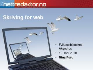 Skriving for web