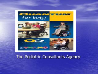 The Pediatric Consultants Agency