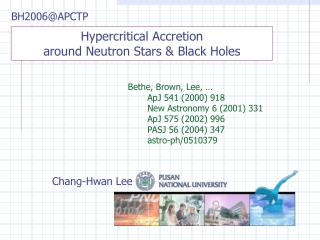 Hypercritical Accretion around Neutron Stars & Black Holes