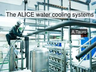 The ALICE water cooling systems
