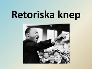 Retoriska knep