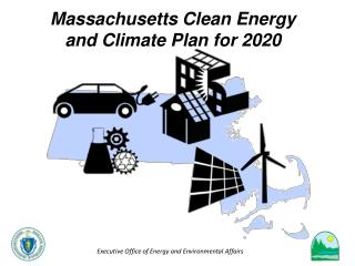 Massachusetts Clean Energy and Climate Plan for 2020