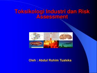 Toksikologi Industri dan Risk Assessment