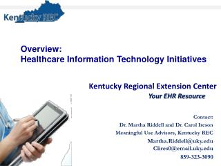 Kentucky Regional Extension Center