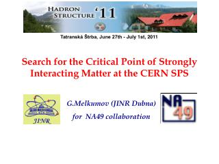 Search for the Critical Point of Strongly Interacting Matter at the CERN SPS