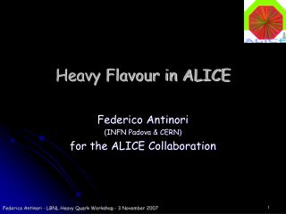 Heavy Flavour in ALICE